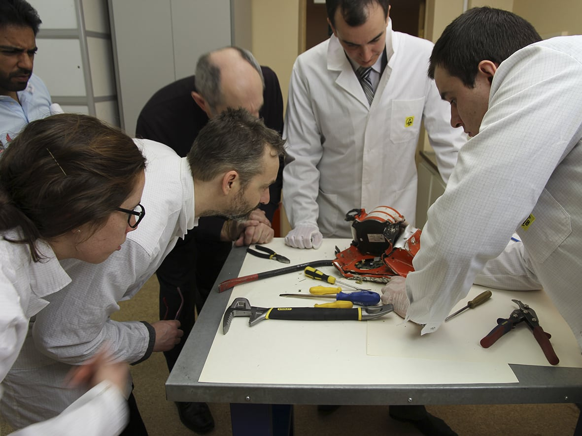 Investigators focus on the flight data recorder recovered from the fatal FlyDubai crash