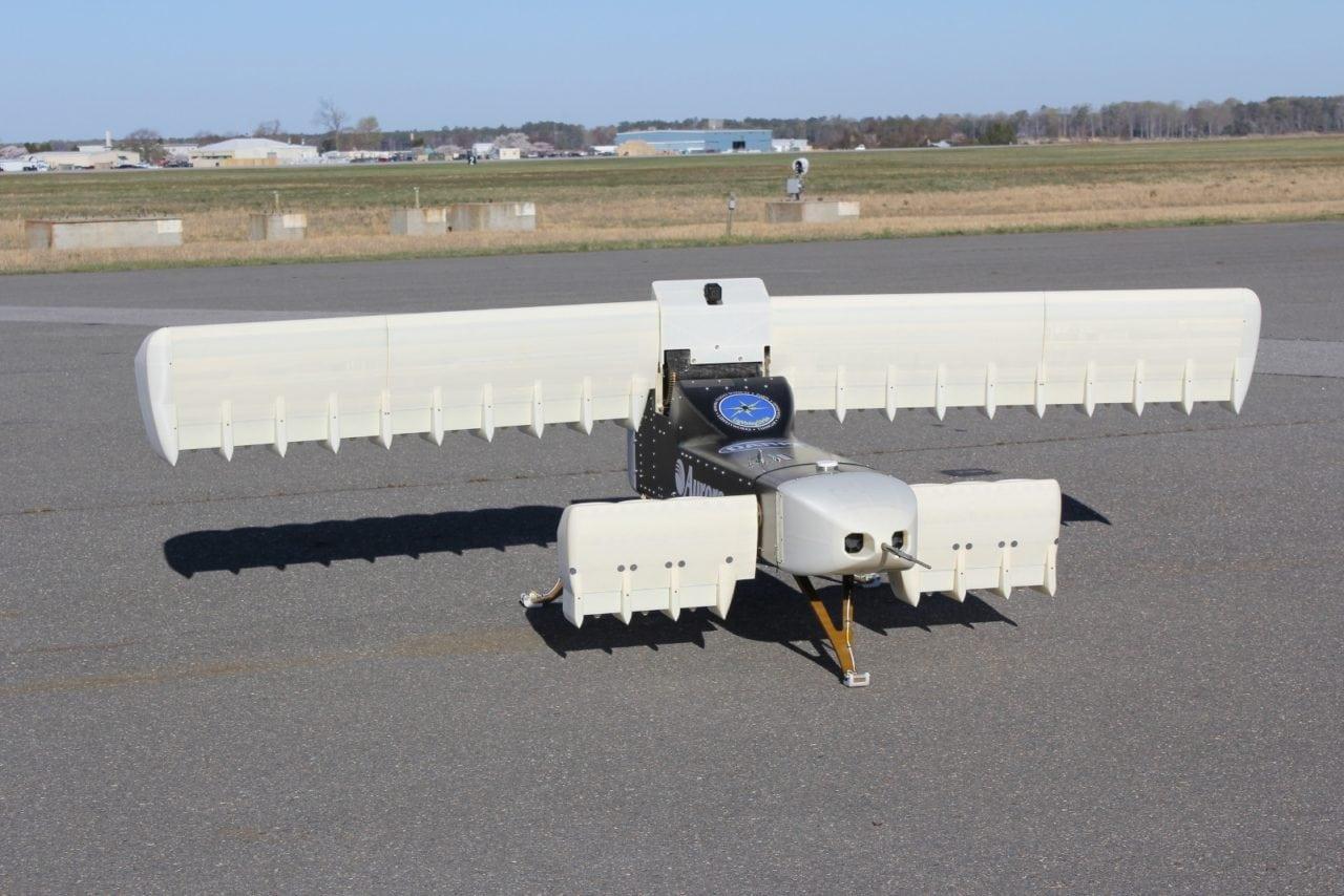 Aurora's VTOL X-Plane subscale vehicle demonstrator