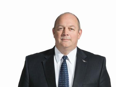 Delta Air Lines Senior Vice President of Flight Operations Steve Dickson