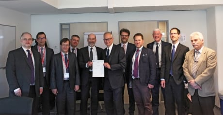 EASA delivers to CFM International a Type Certificate for its Leap-1B engine
