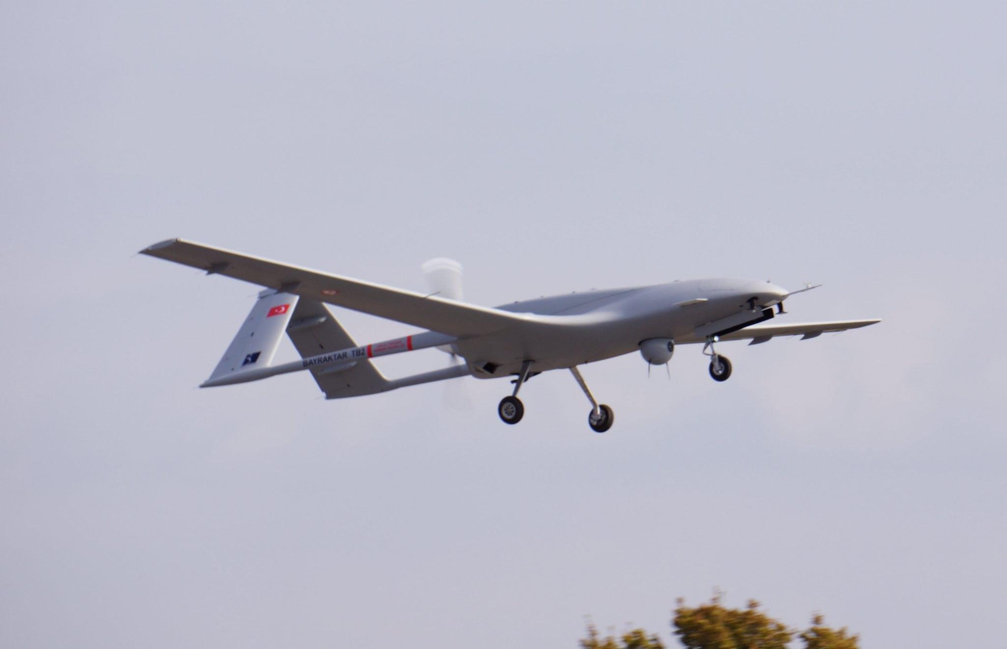 Bayraktar Tactical UAS