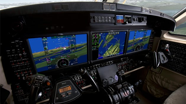 King Air 350 Pro Line Fusion
