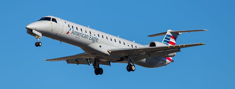 Trans State Airline's ERJ 145