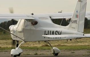 Flare 2 experimental RPAS used for SESAR trials. Photo: SESAR JU