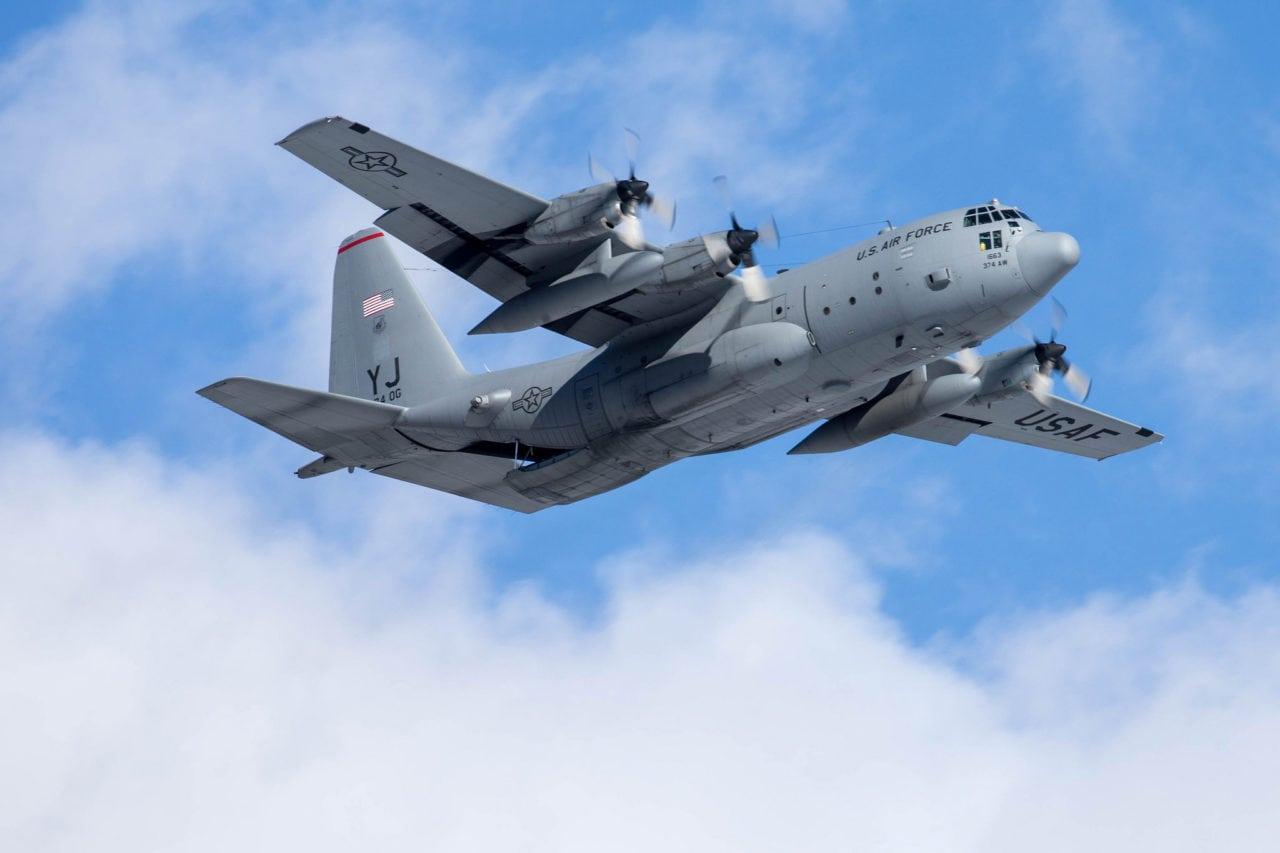 A C-130