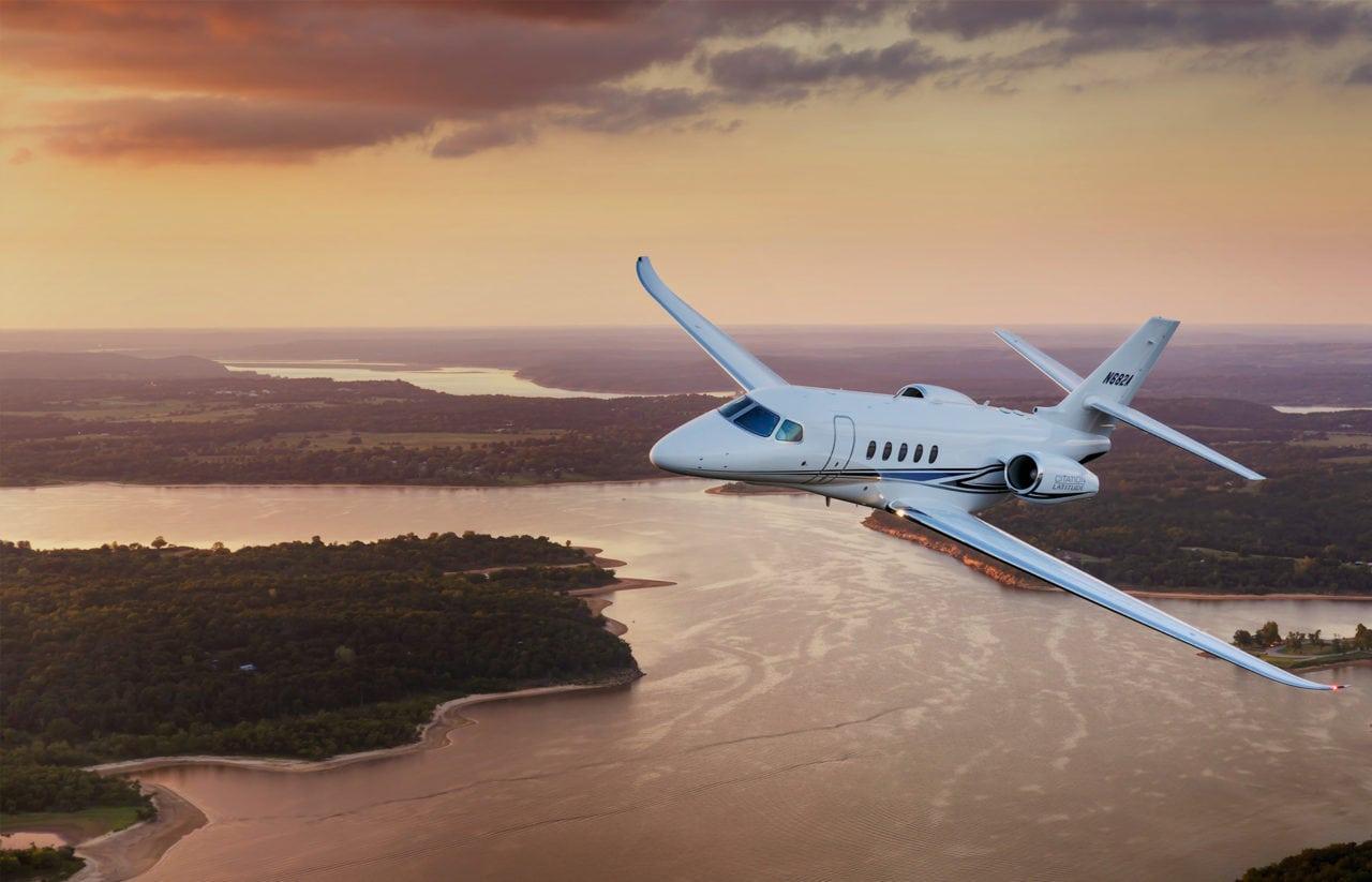 Cessna Citation Latitude