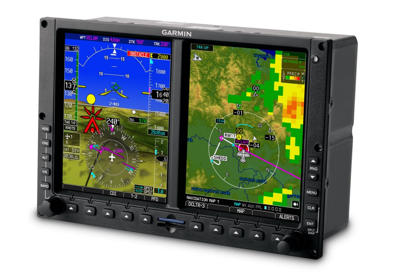 Stream Repair Map application from AerData, a Boeing subsidiary