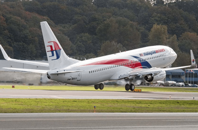 Malaysian Airlines next generation Boeing 737