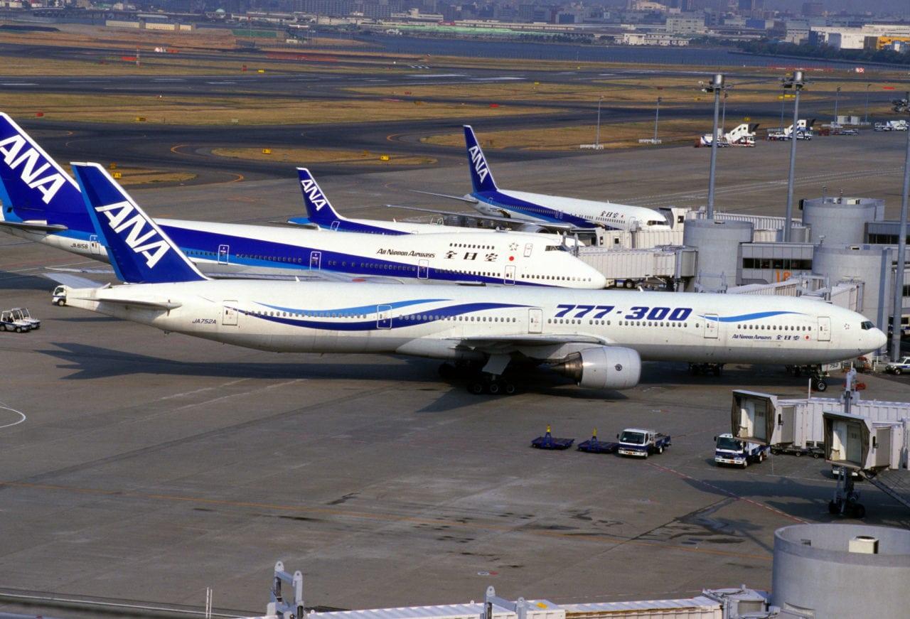All Nippon Airways Boeing 777
