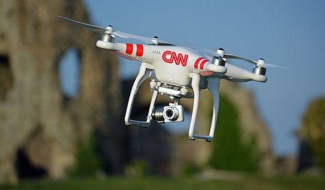 CNN's newsgathering UAS