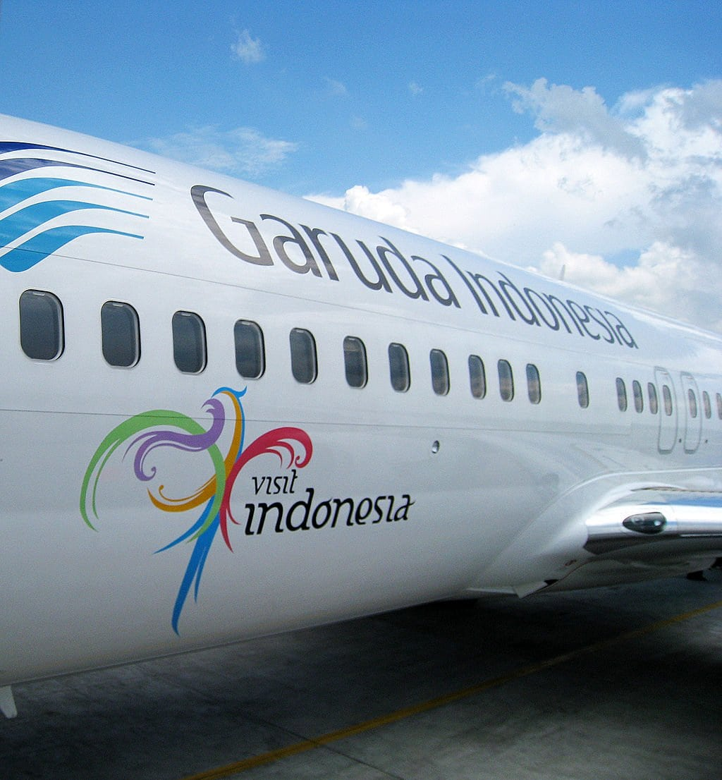 Indonesian airlines can now fly to the United States and partner with U.S. carriers
