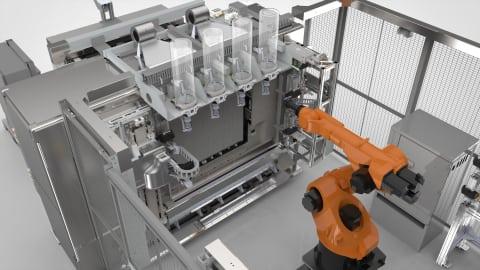 The Stratasys Infinite-Build 3D Demonstrator