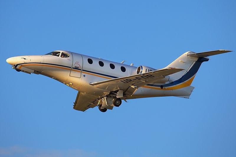 Hawker Beechcraft 390 Premier IA