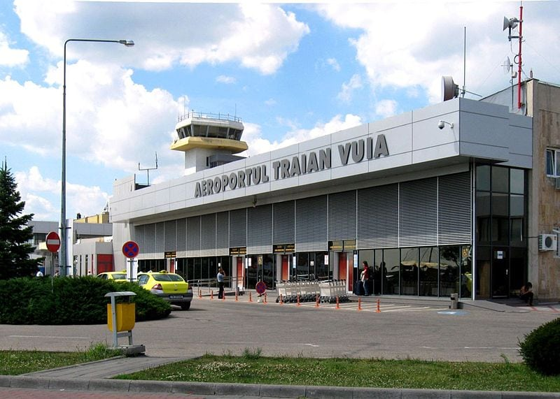 "Timisoara International Airport - ""Traian Vuia"""