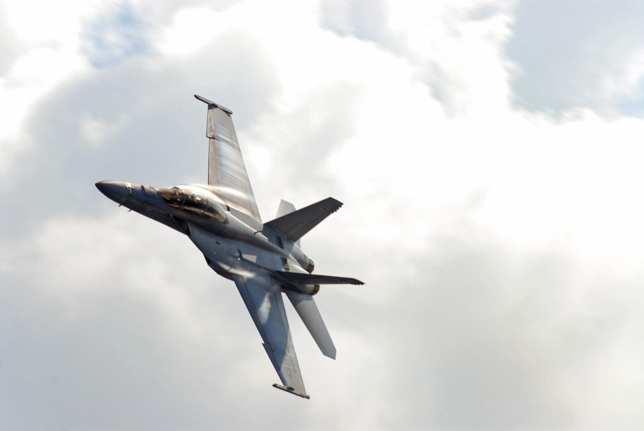 F/A-18 Super Hornet. Photo: Boeing
