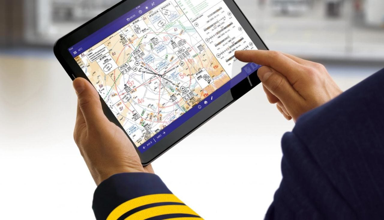 Lido/mPilot 2.0 impresses with its more modern design, better performance and connectivity to avionics systems in the cockpit
