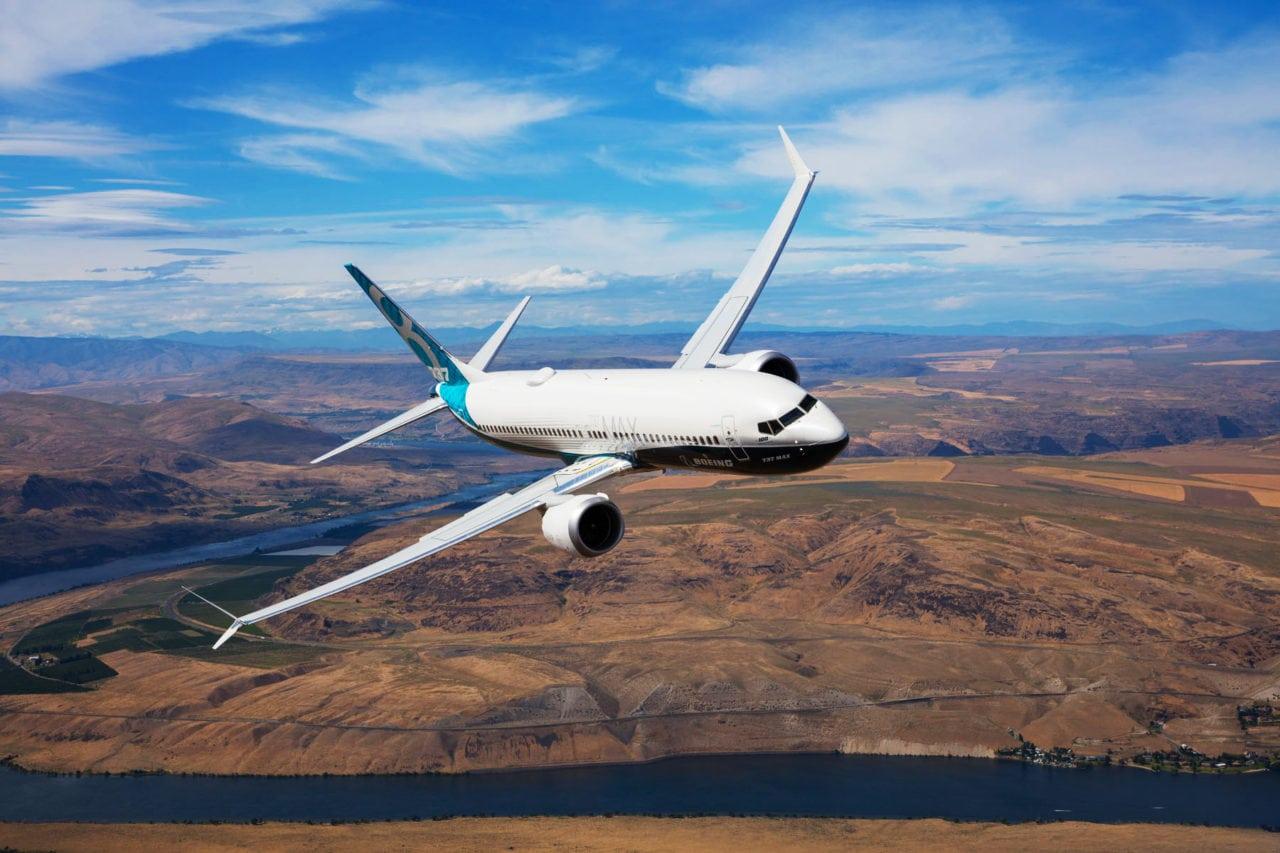 Boeing 737 Max 8. Photo: Boeing