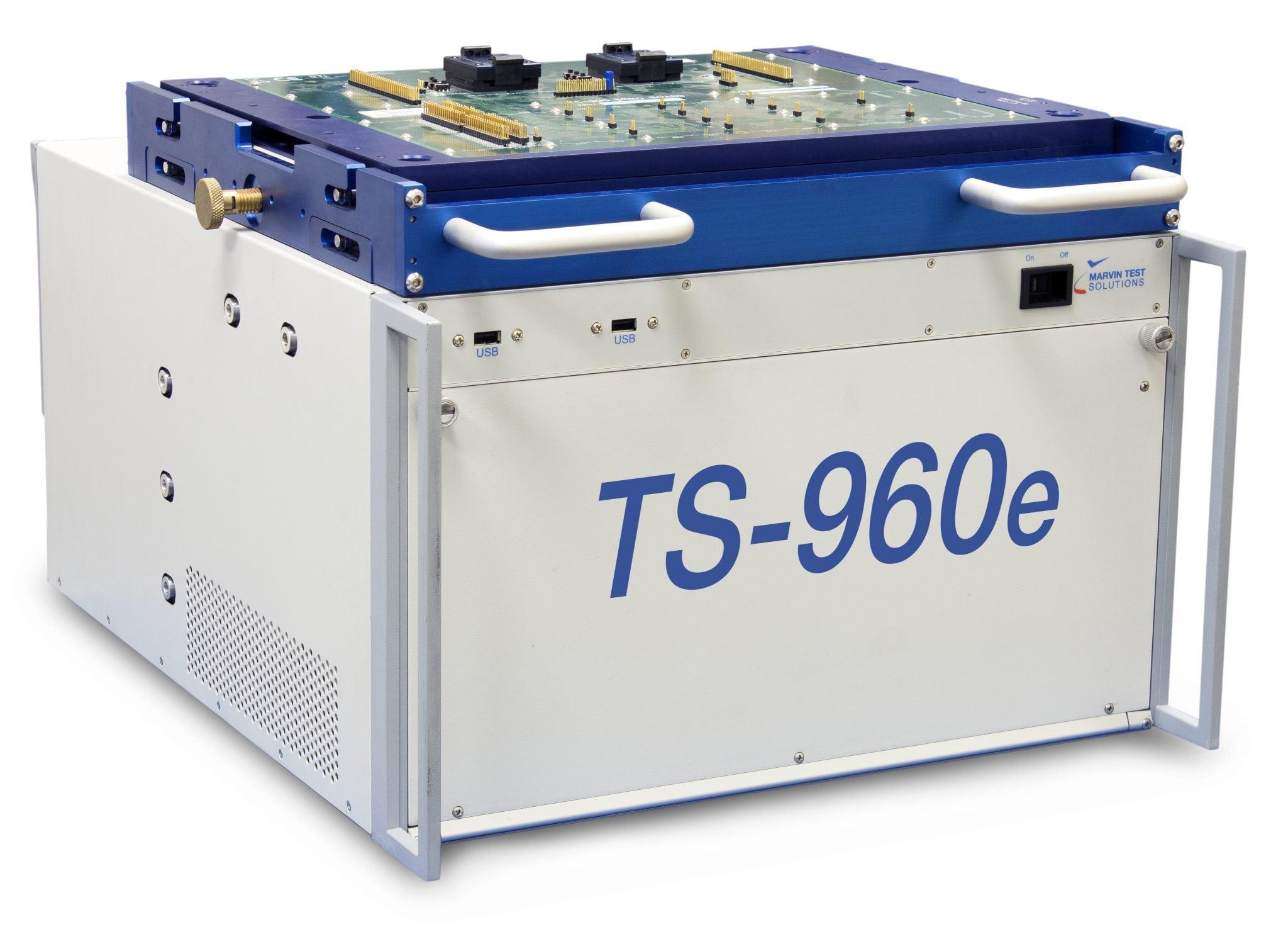 Marvin's TS-960e test platform