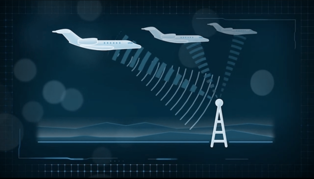 SmartSky 4G LTE Network rendering