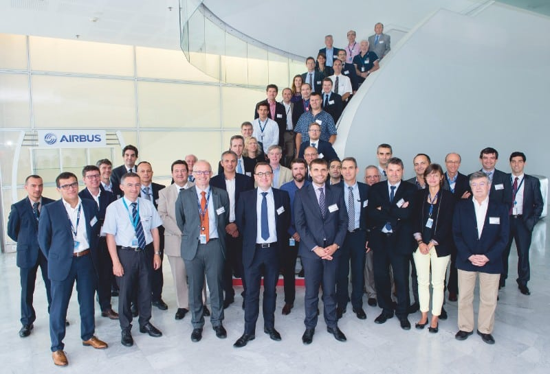 To brief the airline community on SESAR 1 achievements and SESAR 2020 opportunities, Airbus hosted a customer focus group in Toulouse, France, which was attended by representatives from European airlines and key personnel from the SESAR (Single European Sky ATM Research) Joint Undertaking