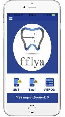 fflya Bluetooth connectivity app for aviation