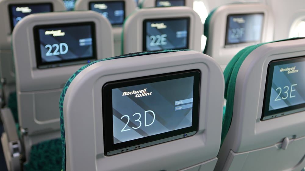 Rockwell Collins' Paves seat-centric IFE to be installed on China Eastern Airlines aircraft along with a slew of avionics upgrades