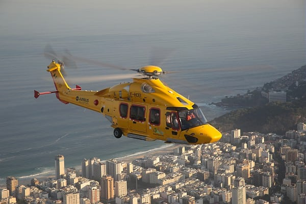 Airbus Helicopters' H175 was originally equipped for offshore transport operations. Now the new variant has search and rescue, emergency medical services, law enforcement, firefighting and border security capabilities