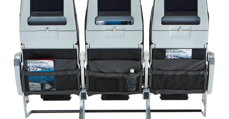 HAECO's Vector economy class seat, which will launch on Cathay Pacific's Airbus A350-1000