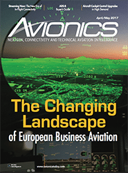 Avionics April May 2017 Cover