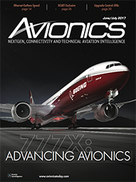 Avionics July/July 2017 Cover