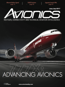 Avionics June/July 2017 Cover