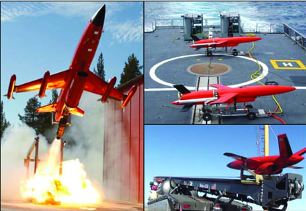 Kratos Unmanned Aerial Target Systems