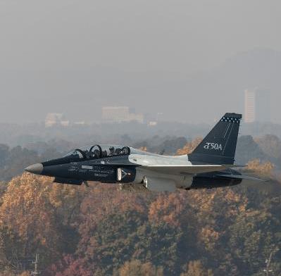 Lockheed Martin/KAI T-50-A