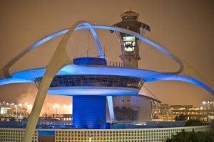 LAX LA airport