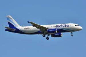 Airbus A320-200 Indigo