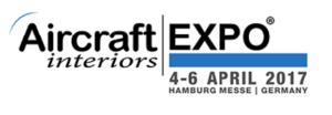 Aircraft Interiors Expo 2017