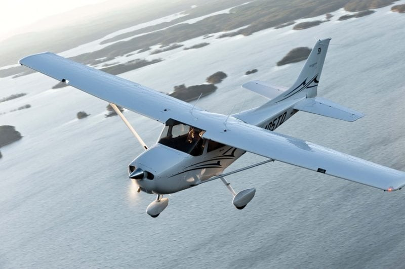 Cessna 172 Skyhawk. Photo: Textron Aviation.