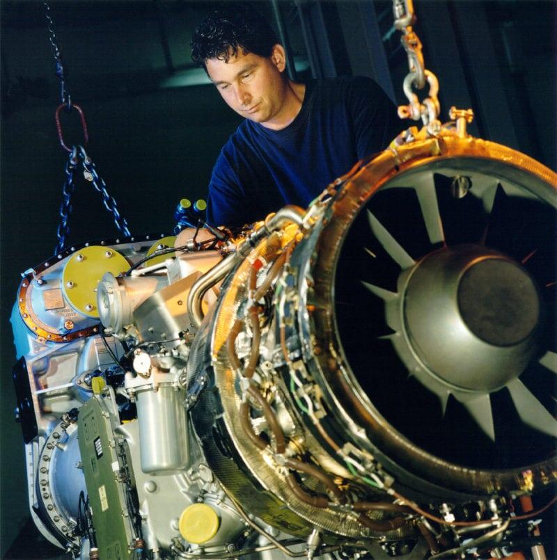 P&WC PW150 engine. Photo: P&WC.