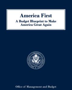 budget blue print