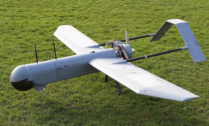 Fenix Group/Martin UAV Flying Cell Tower