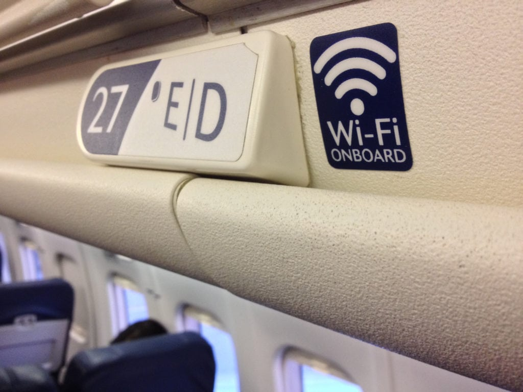 Inflight Wi-Fi