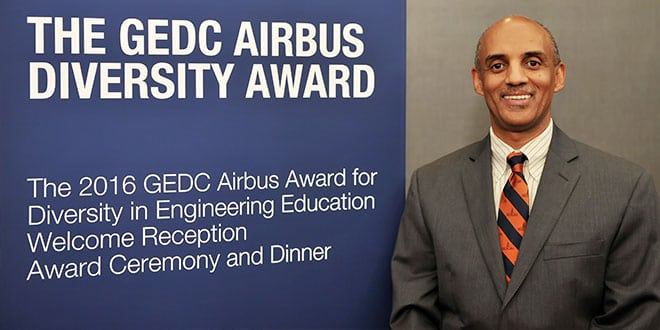 Morgan State University Airbus Diversity Award