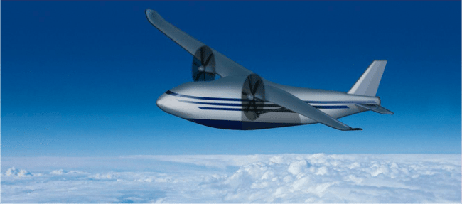 Boeing future air cargo carrying aircraft.
