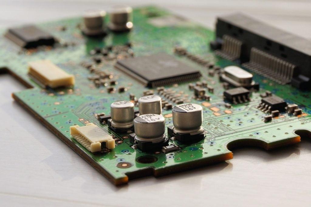 Computer Printed Circuit Board Electronics Board