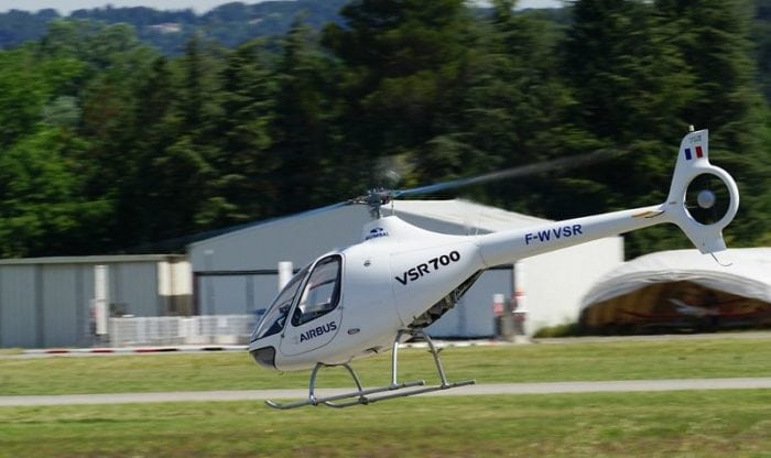 VSR700 demonstrator. Photo: Airbus Helicopters.