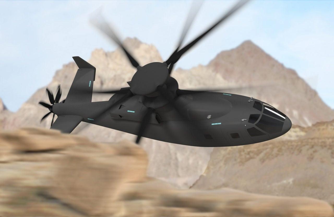 Sikorsky SB-1 Defiant