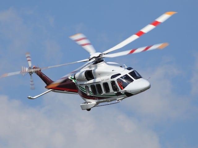 AW189 helicopter. Photo: Leonardo Helicopters.