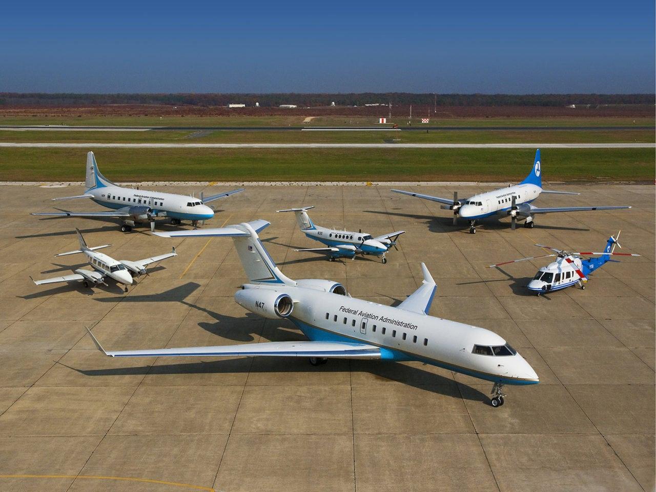 FAA Flying Lab