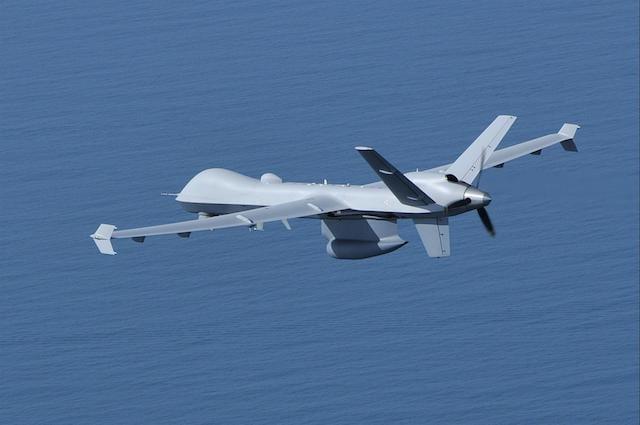 GA-ASI's MQ-9B. Photo: GA-ASI.