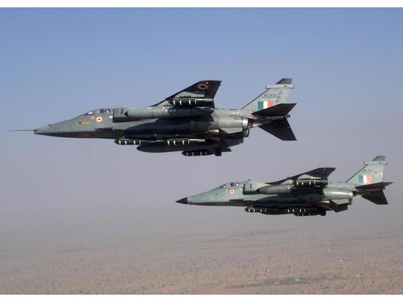 Indian AIr Force Jaguar